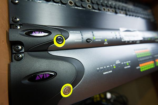 AVID Pro Tools HDX 8x8x8 System / SYNC HD